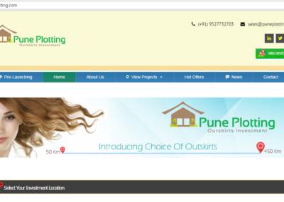 Pune Plotting